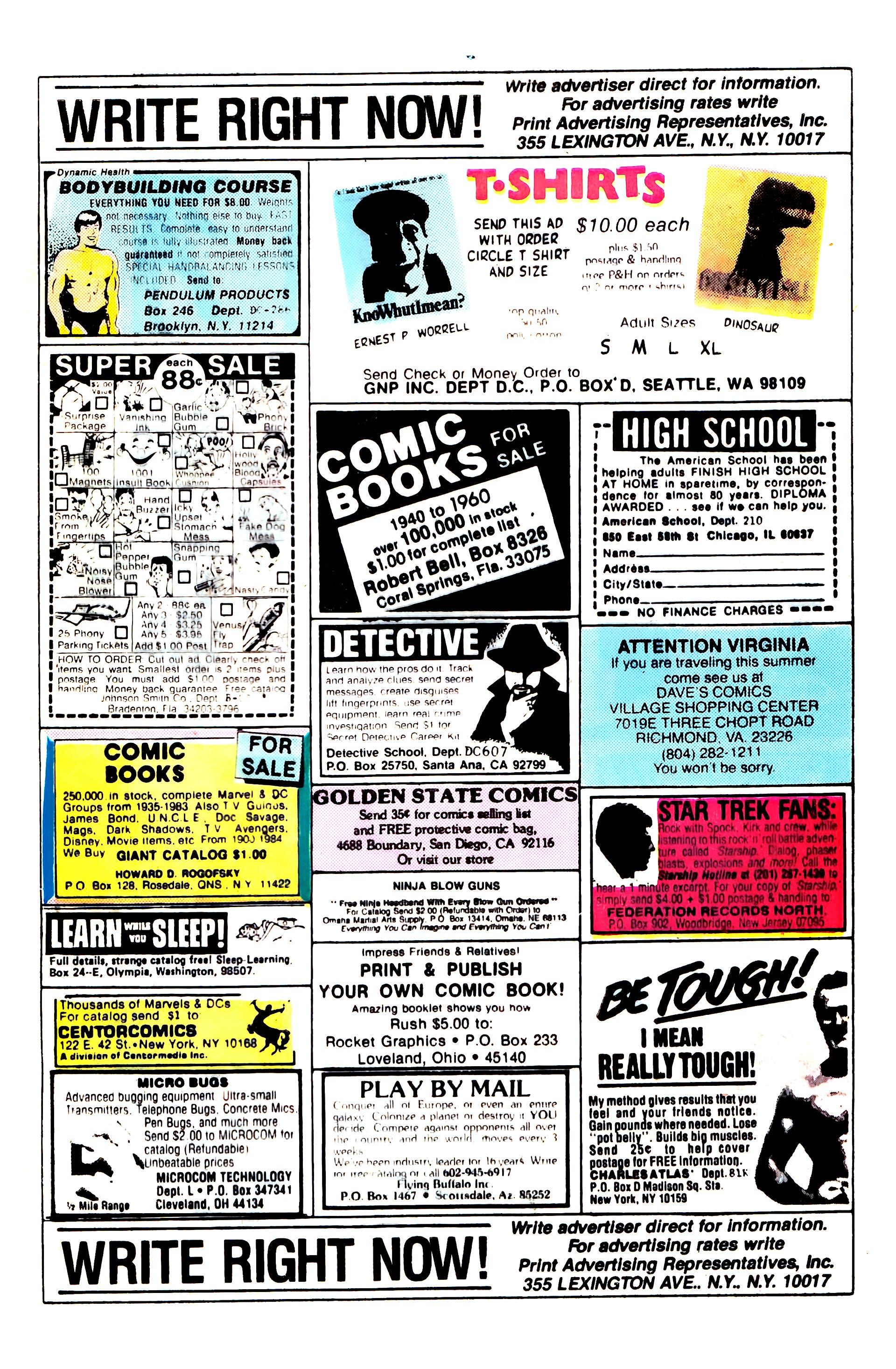 Read online Secret Origins (1986) comic -  Issue #7 - 45