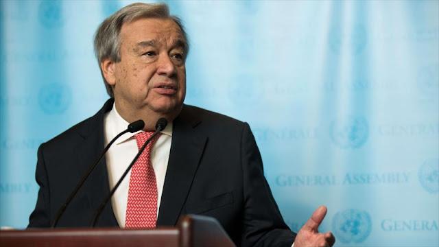 Nuevo jefe de la ONU: Hagamos de 2017 un año de paz para todos