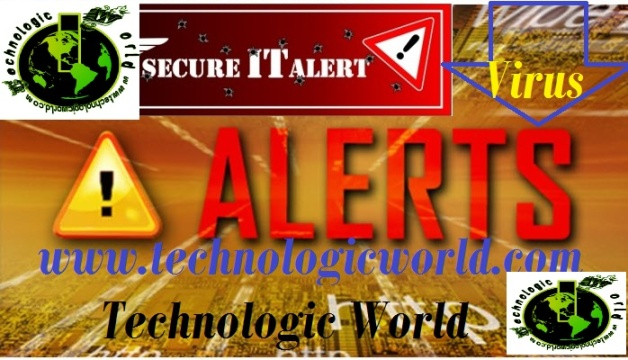 IT_Alert:How_to_Protect_Your_Computer_from_Virus_Technologic World