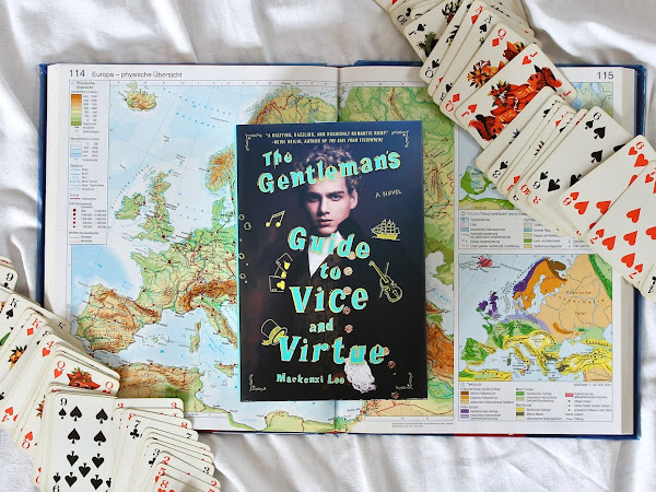 [Rezension] The Gentleman's Guide to Vice and Virtue – Mackenzi Lee