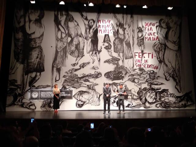 MIRAI, MI HERMANA PEQUEÑA (2018) -San Sebastián Internacional Film Festival-  #66SSIFF By: Felipe Múgica.
