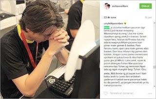 Stefan William Diminta berhenti Jadi Artis, Karena Isu Tentang Natasha Wilona yang Tak Lagi 'Perawan' Menyeruak !