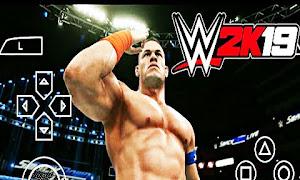 تحميل WWE 2K 2019 ppsspp للاندرويد بحجم mediafire download 150mb بحجم صغير