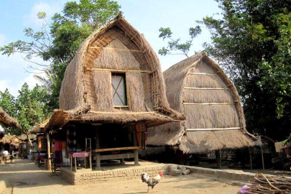 perkampungan hantu jadi jadian di desa kilang lombok