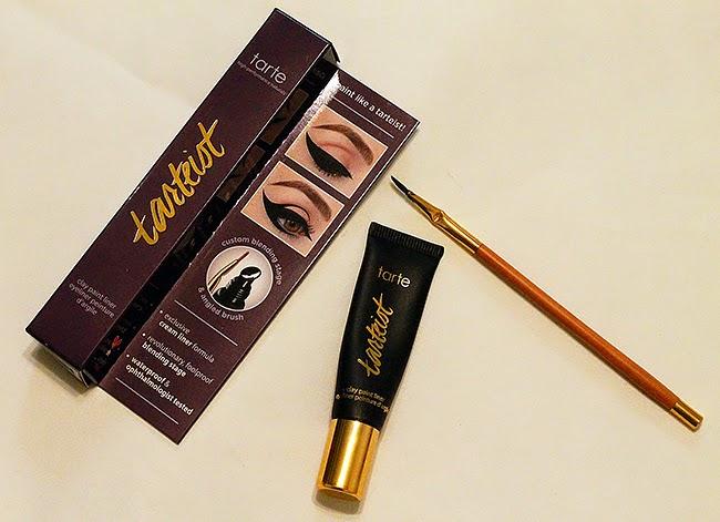 tarte Eyeliner Review