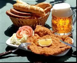 Viyana şinitzel bira