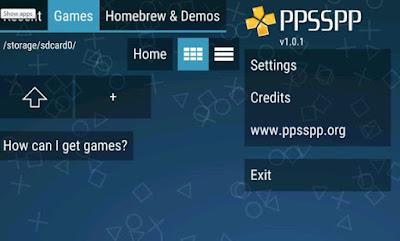 PPSSPP Apk PSP Emulator android