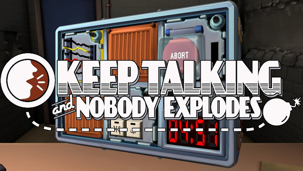 Keep Talking and Nobody Explodes Download Poster