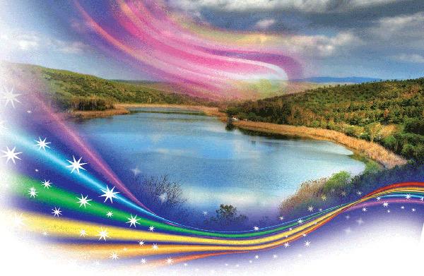 eflatun rengine uyan renkler