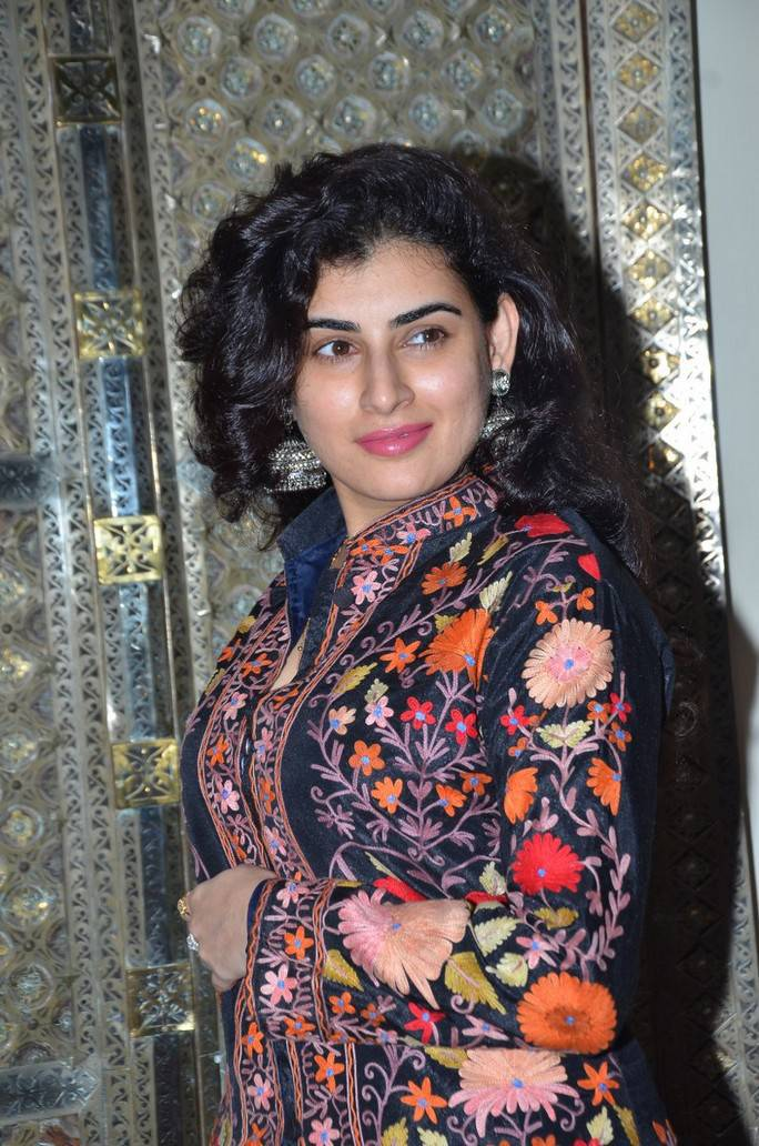 Archana At Khwaaish Exhibition Curtain Raiser Event Stills
