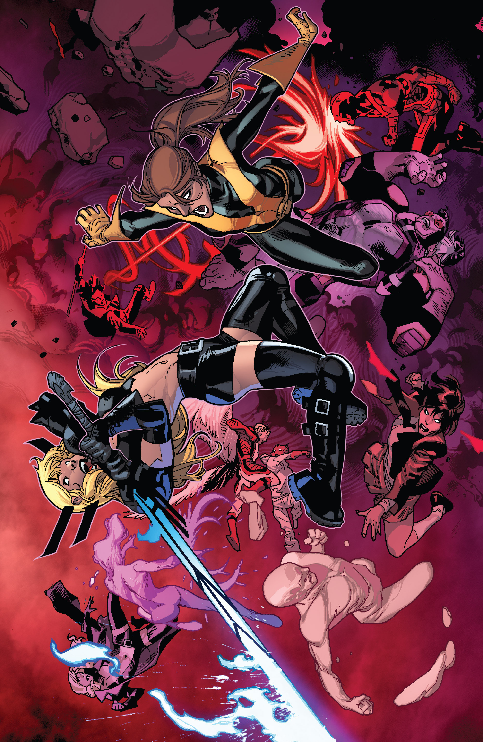 Read online All-New X-Men (2013) comic -  Issue # _Special - One Down - 92