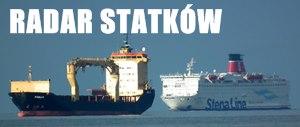 RADAR STATKÓW - RUCH STATKÓW