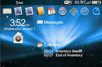 BlackBerry Theme OTA Download
