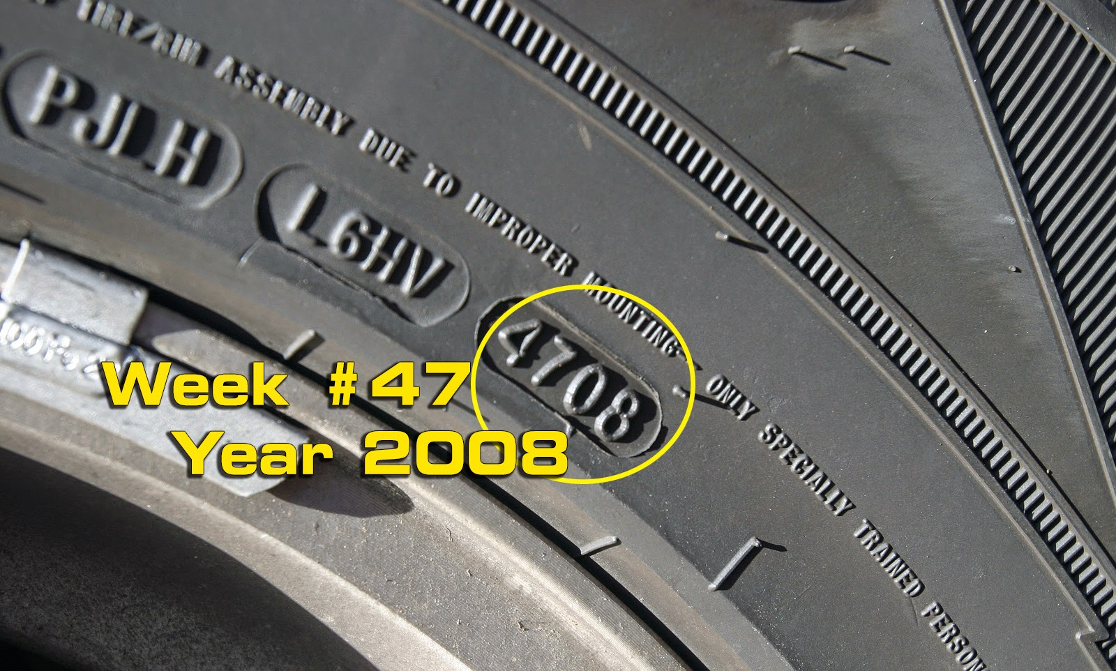 Utah Car Cents Are Your New Tires Actually Old