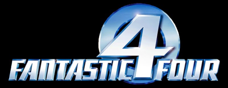 Pics For > Fantastic Four Logo Movie