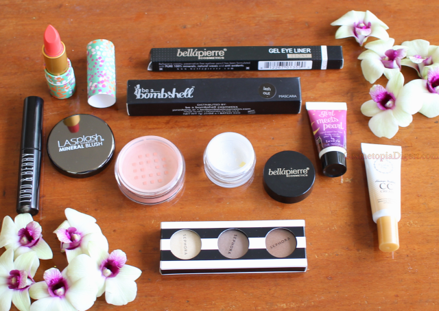 Fourth Blogoversary Beauty Giveaway