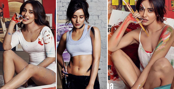 Neha Sharma PhotoShoot For FHM Photos