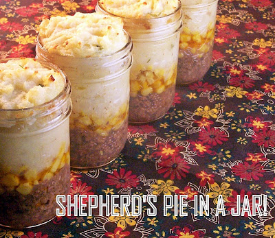 Shepherd's Pie in a Jar