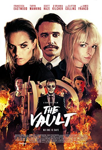 The Vault Torrent – WEB-DL 720p/1080p Legendado