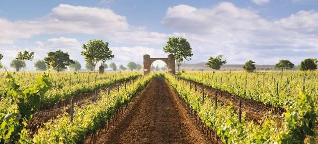 Empresa fabricante de vinos y Baron de Ley