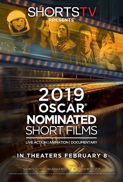 2019 Oscar Nominated Live Action Short Films movie poster