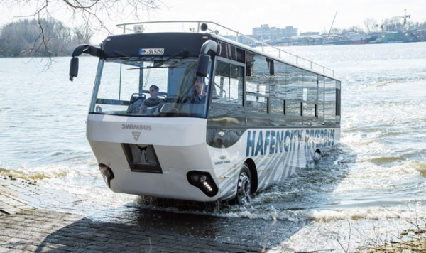 Image result for Hafencity Riverbus