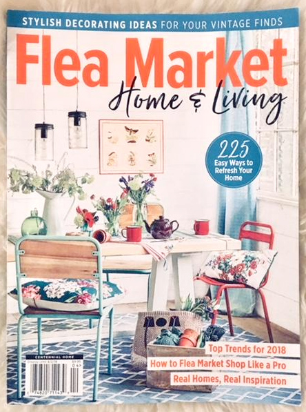 mimiberry creations: Published in Flea Market Home & Living