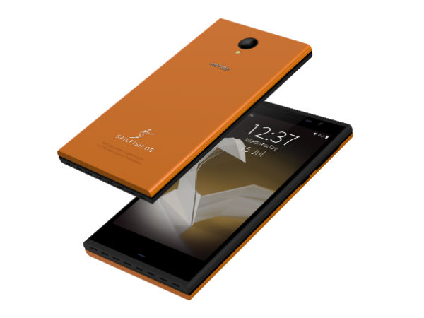 Intex Finally Launches Its First Sailfish OS Smartphone At Rs 5,499