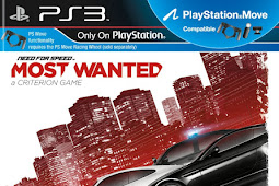 Need For Speed Most Wanted [4.18 GB] PS3 CFW
