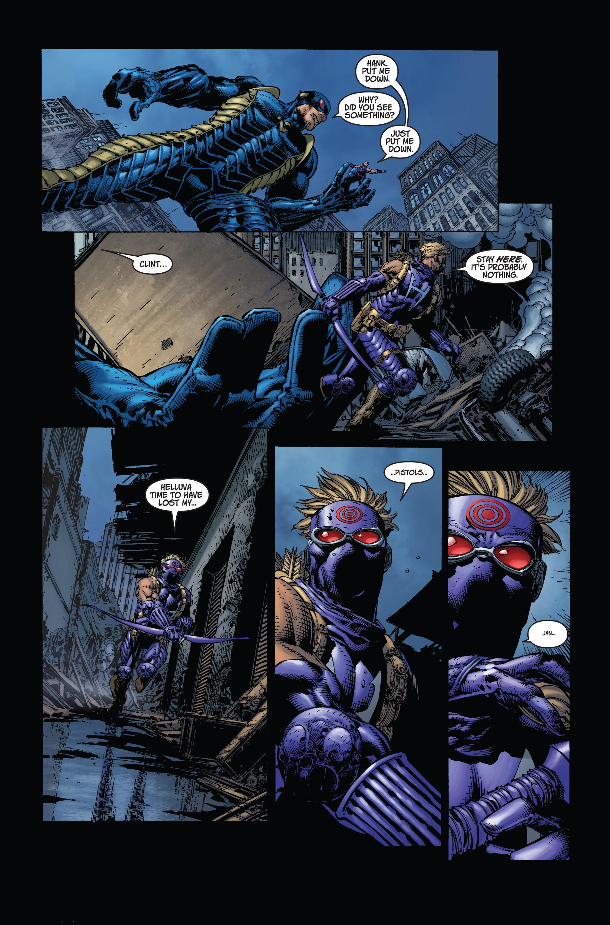 Read online Ultimatum comic -  Issue #2 - 20