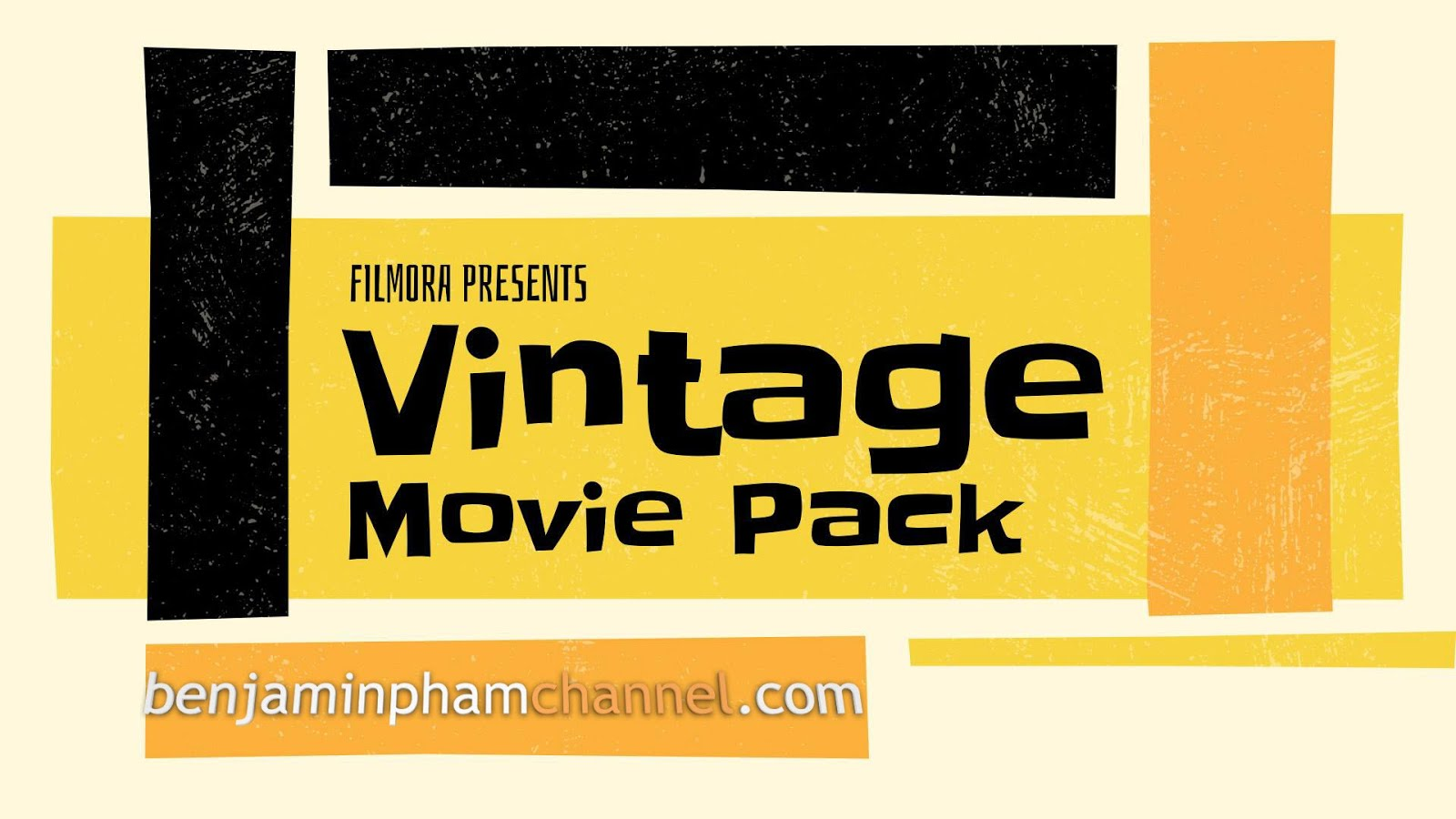Filmora Vintage Movie Pack | Filmora Effects Store