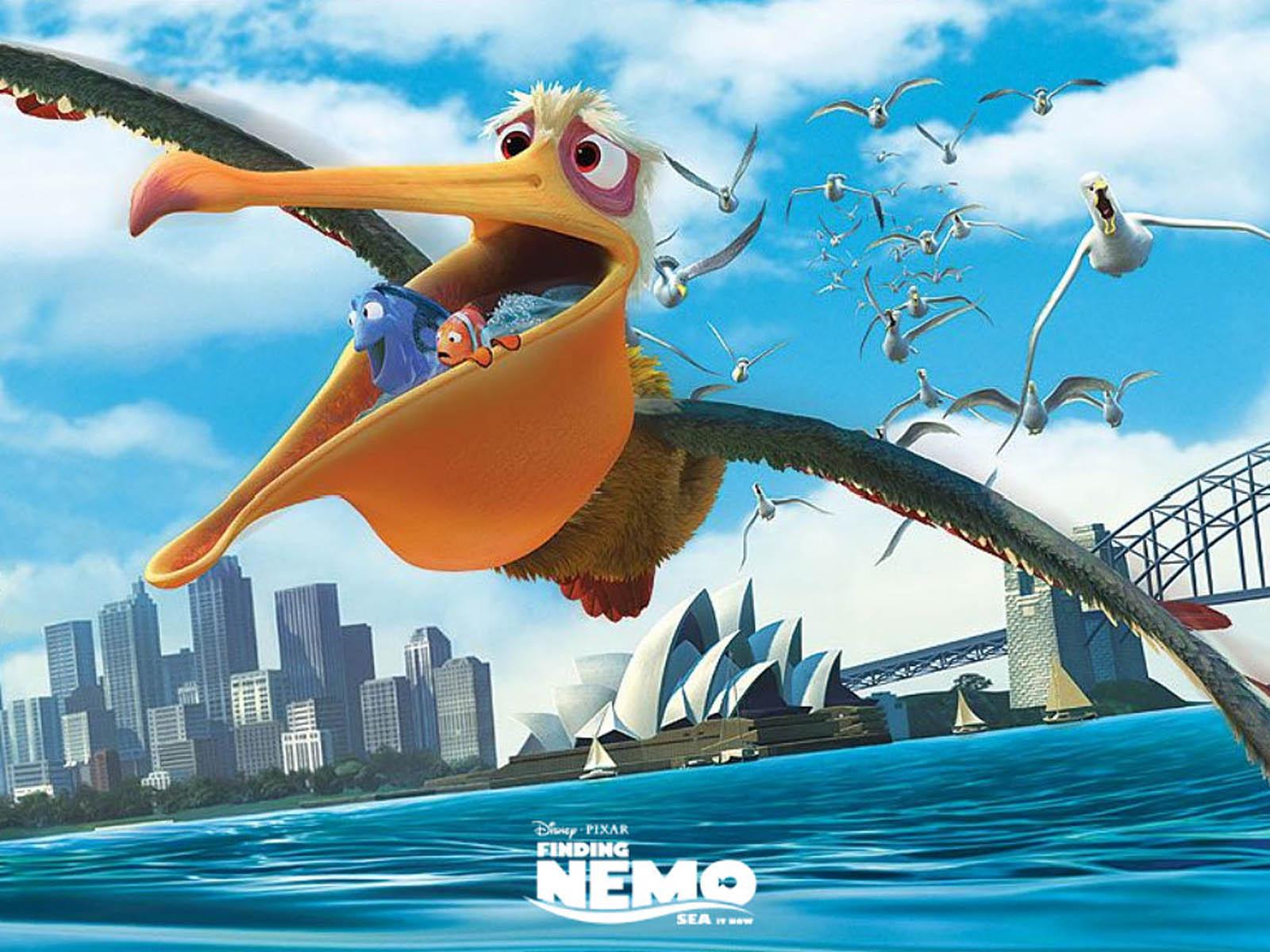 wallpapers: Finding Nemo Wallpapers