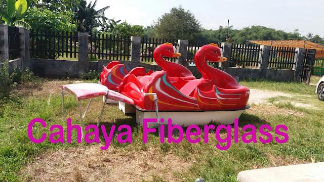 Jual Perahu Sepeda Air Bebek Untuk Wahana Air