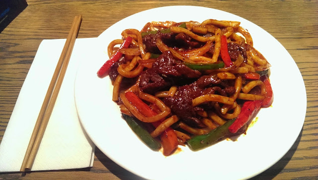 Cha Cha Moon- London review food
