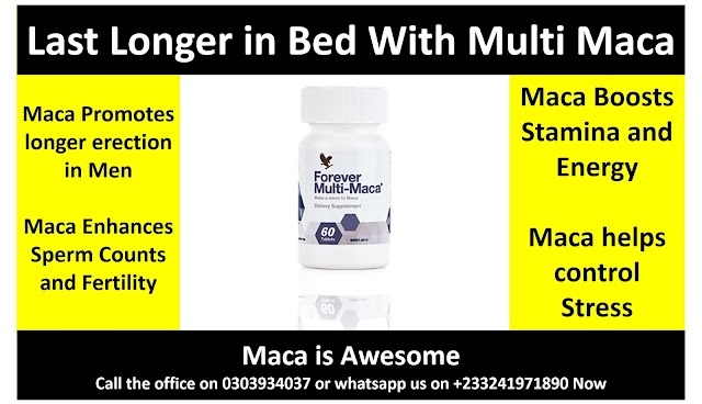 Multi Maca - A Solution to Premature ejaculation