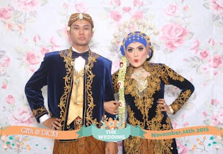 Photo Booth Untuk Wedding