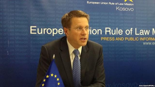 Žbogar ist neuer EU- Delegationschef in Mazedonien