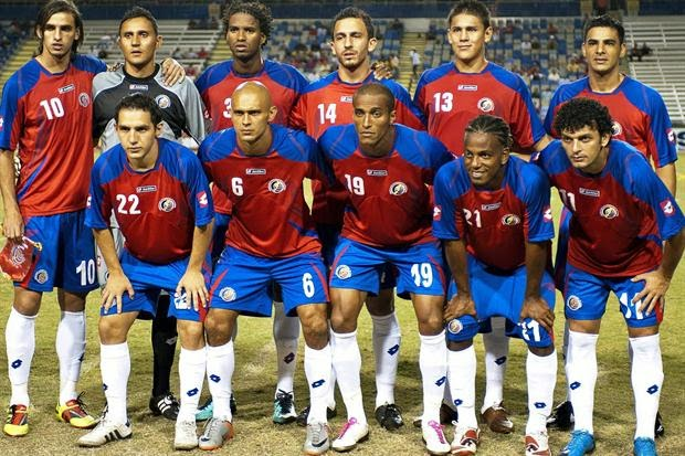 Watch Costa Rica live online. World Cup Brazil 2014 games free streaming. Best websites for football matches without signing up