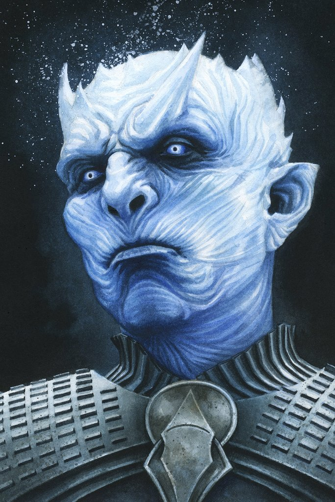 "Reuben Negron ""The Night's King"""