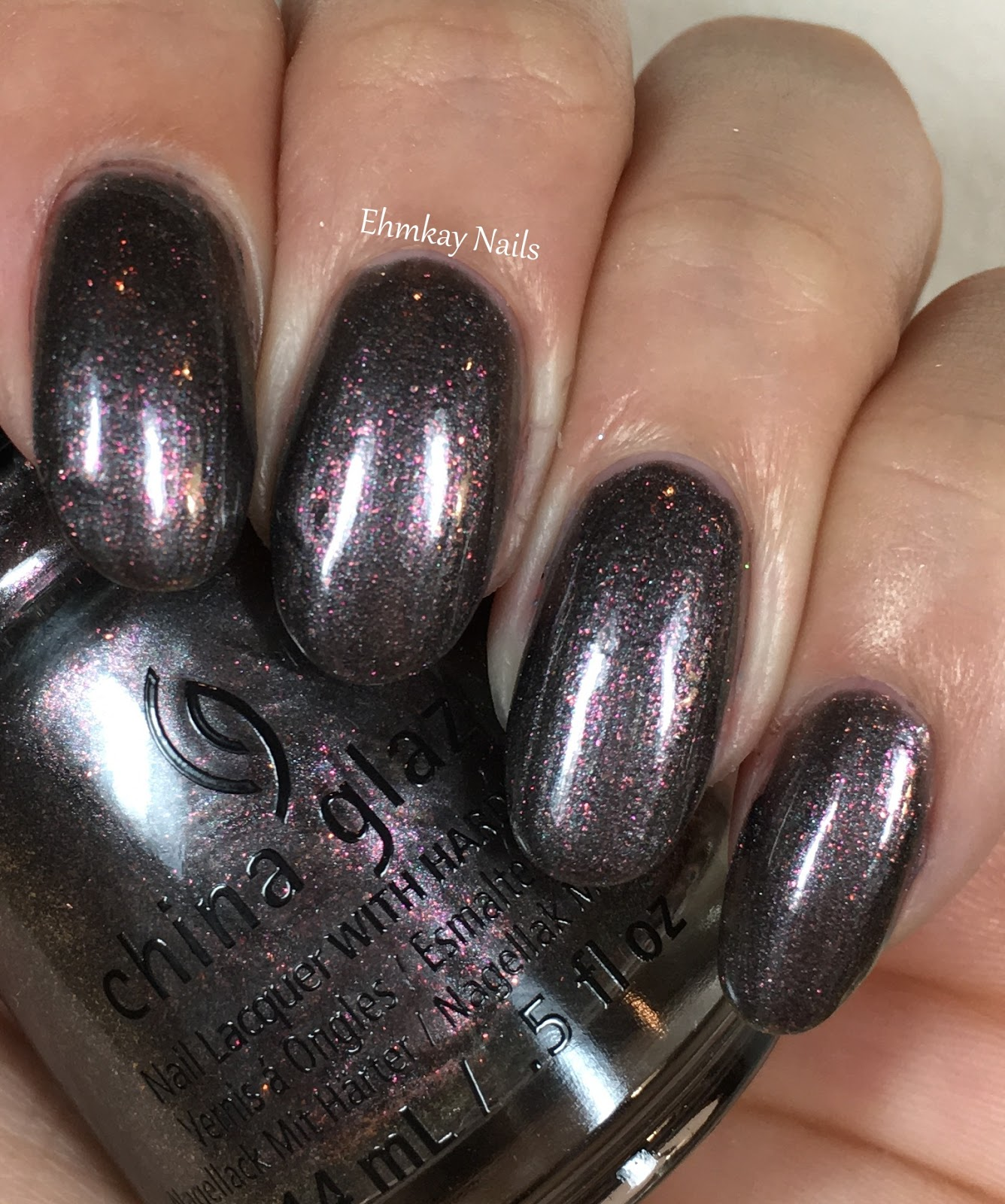 ehmkay nails: China Glaze Rebel Collection for Fall 2016: Swatches ...