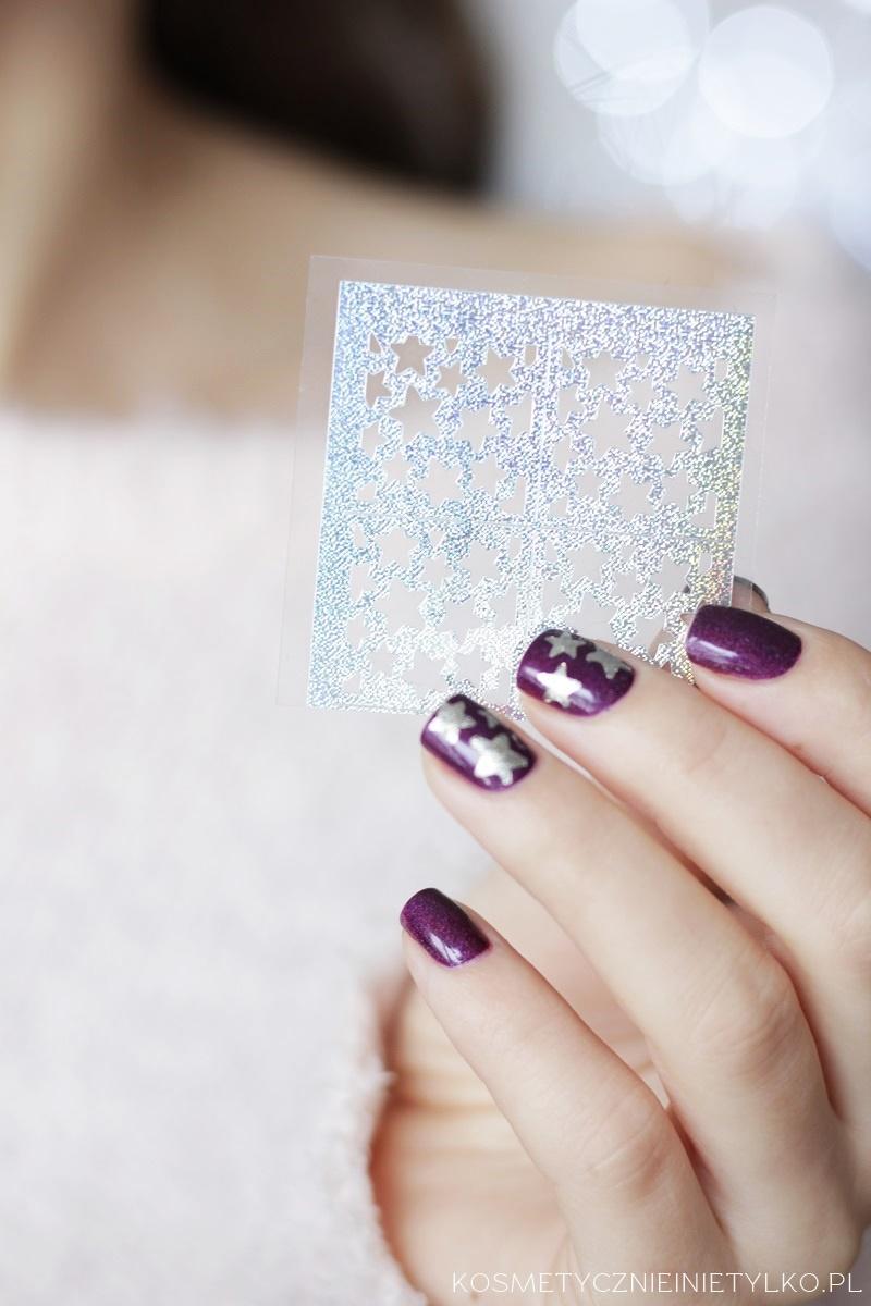 Szablony do zdobienia paznokci z alexpress