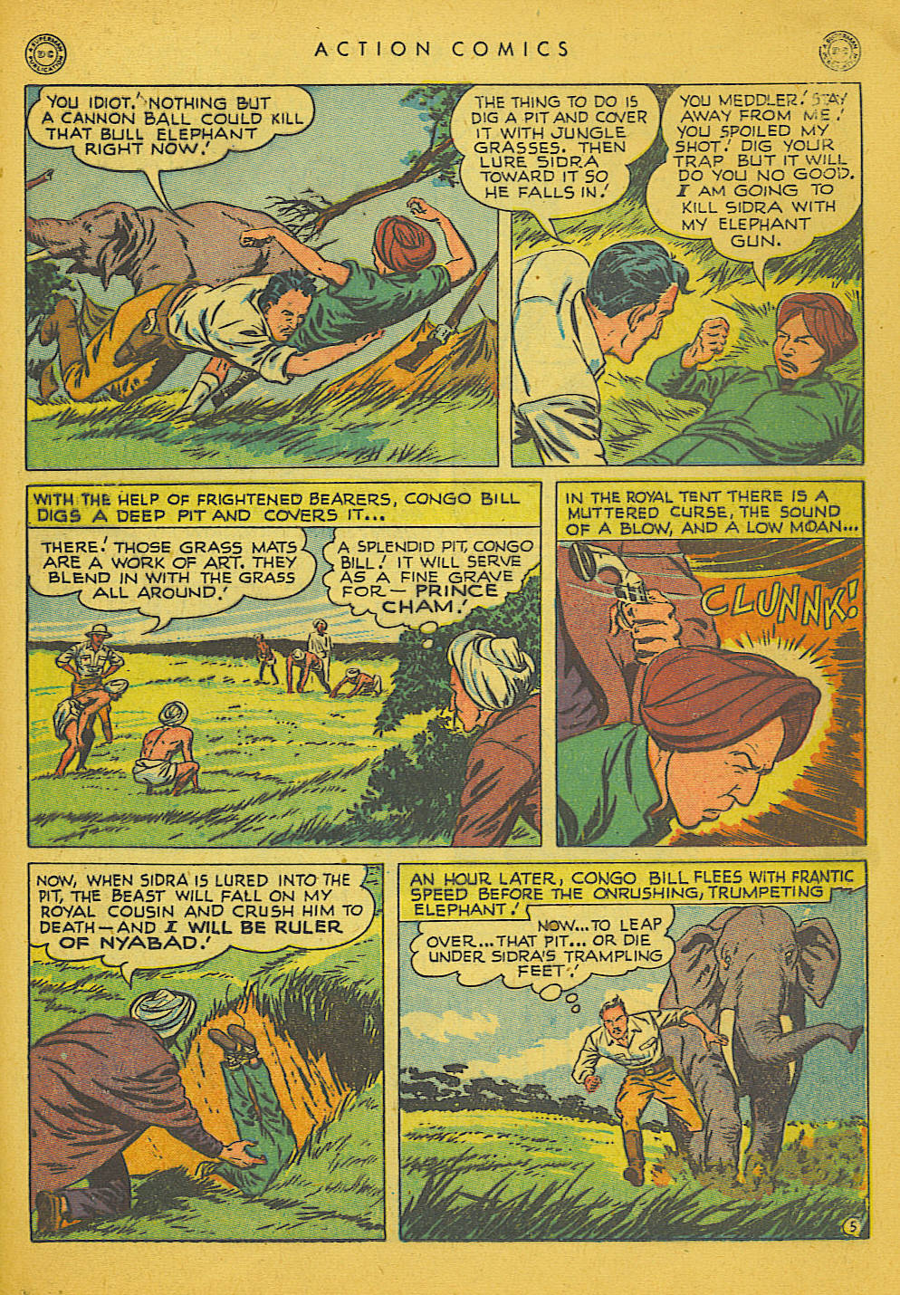 Action Comics (1938) 133 Page 25