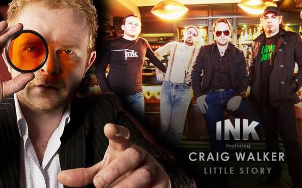 "INK: Παρουσίασαν το lyric video του ""Little Story"" με την συμμετοχή του Craig Walker"