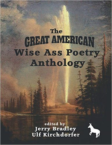 "My Bishop parody, ""Another Art"", is in this anthology!"