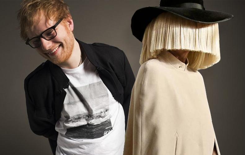 """Pare tudo que estiver fazendo e vem conferir esse mashup do novo single de Ed Sheeran com """"The Greatest"""" e """"Cheap Thrills"""" da Sia!"""
