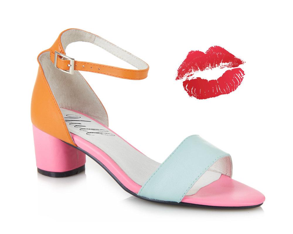 Yull new range sandals