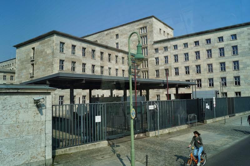 edificio de la Luftwaffe