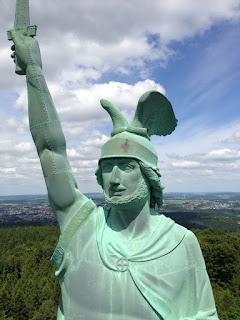 Escultura Monumento Hermannsdenkmal