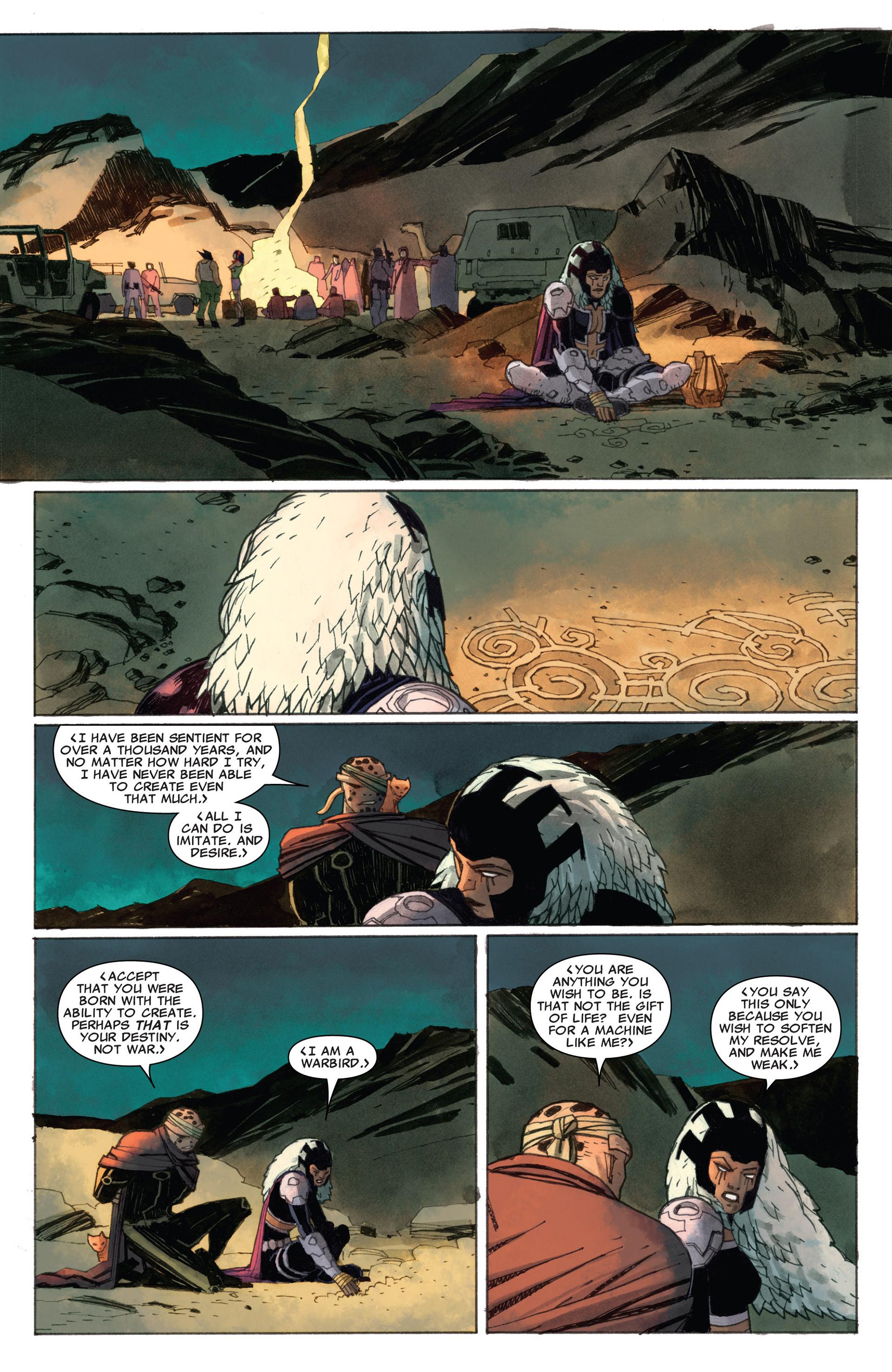 Read online Astonishing X-Men (2004) comic -  Issue #58 - 15
