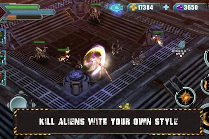 Download Game Android Modern hunter warfare